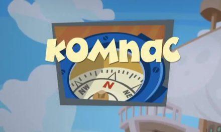 Фиксики: 1 Сезон 31 Серия — «Компас»